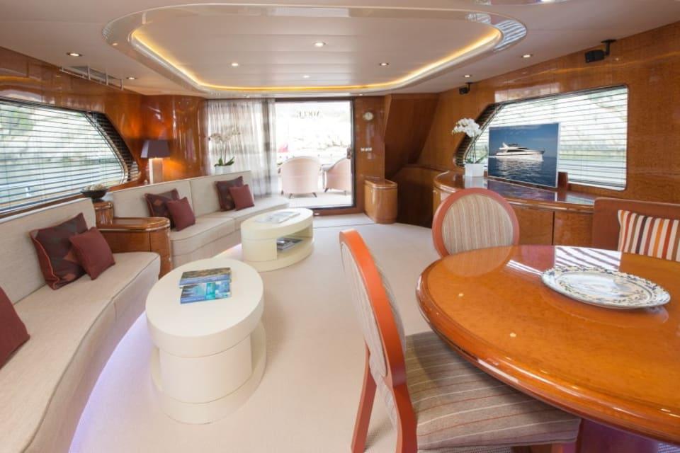 Моторная яхта Vogue Yacht #9