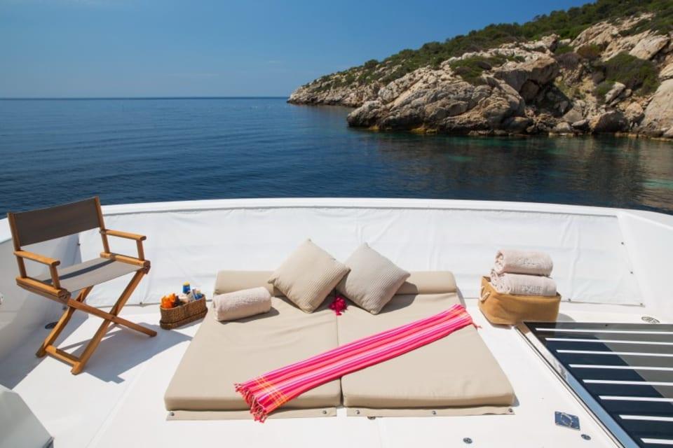 Моторная яхта Vogue Yacht #7