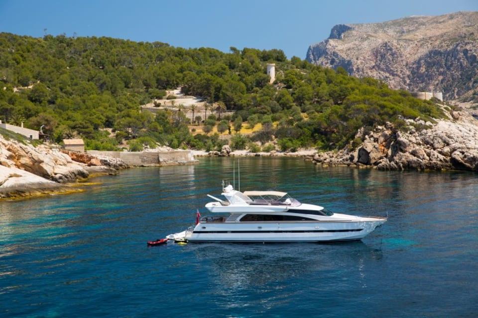 Моторная яхта Vogue Yacht #4