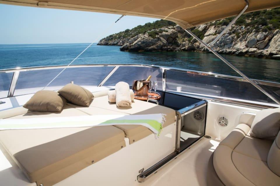 Моторная яхта Vogue Yacht #5