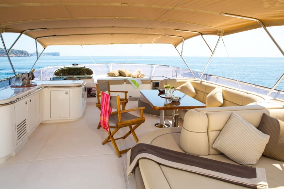 Моторная яхта Vogue Yacht #19