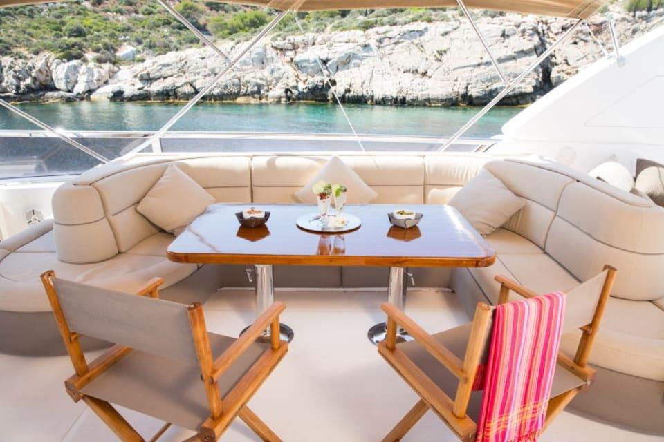 Моторная яхта Vogue Yacht #6