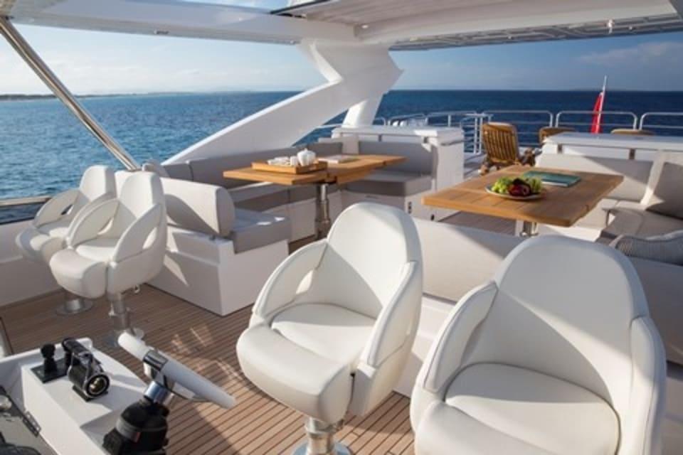 Моторная яхта Play the Game Yacht #15