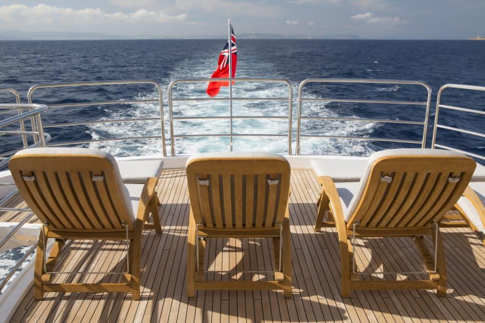 Моторная яхта Play the Game Yacht #13