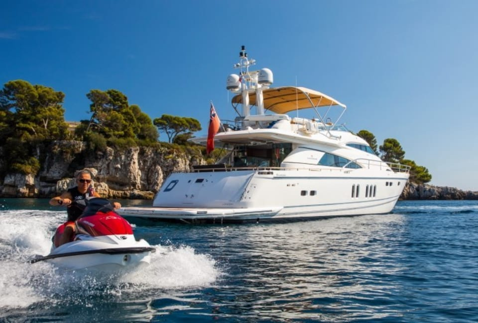 Моторная яхта D5 Yacht #20