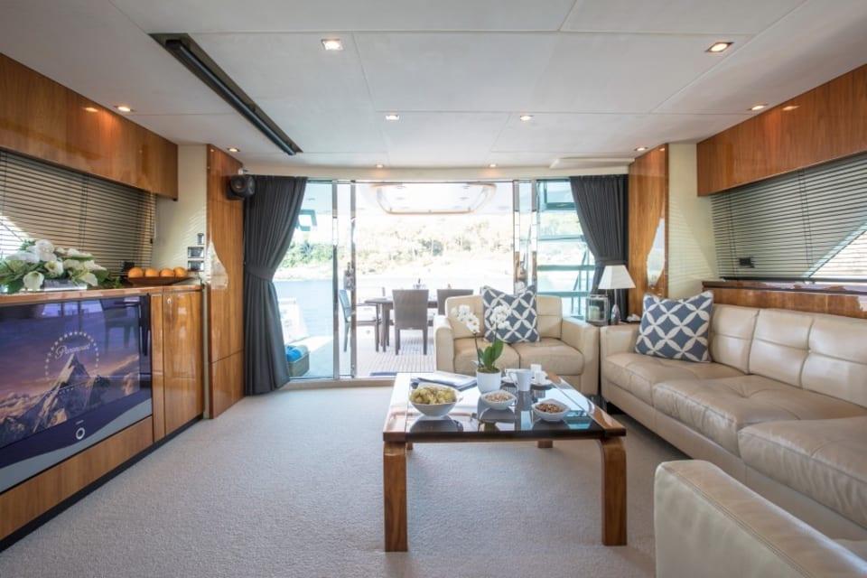 Моторная яхта D5 Yacht #10