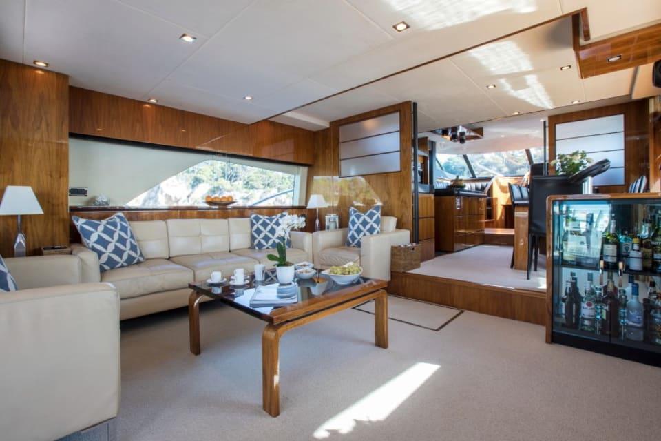 Моторная яхта D5 Yacht #9
