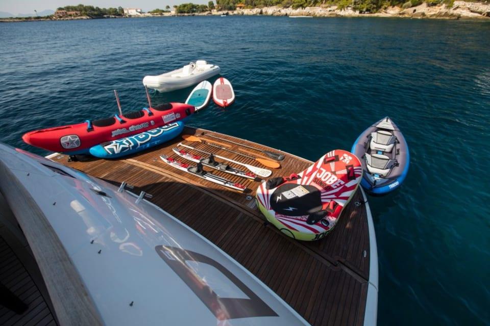 Моторная яхта D5 Yacht #19
