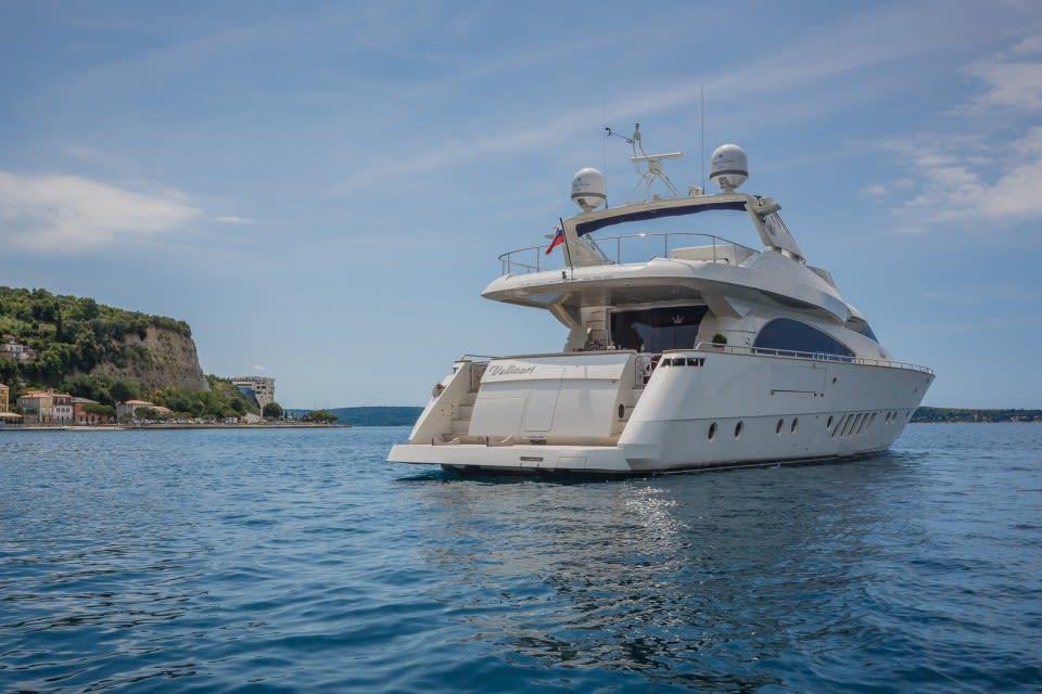 Моторная яхта Vellmari Yacht #6