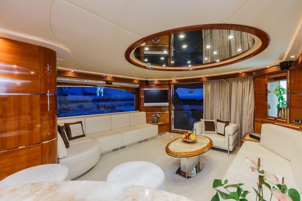 Моторная яхта Vellmari Yacht #10