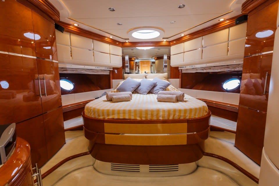 Моторная яхта Vellmari Yacht #15