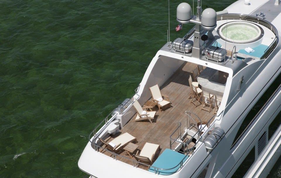 Моторная яхта Just Enough Yacht #15