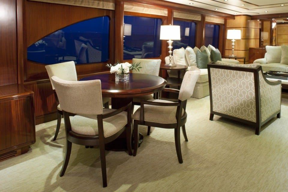 Моторная яхта Just Enough Yacht #7