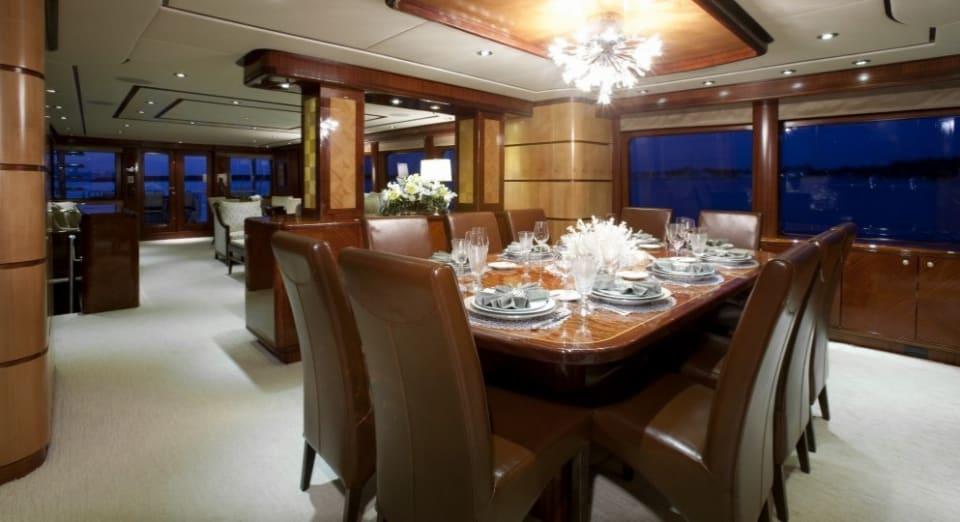 Моторная яхта Just Enough Yacht #9