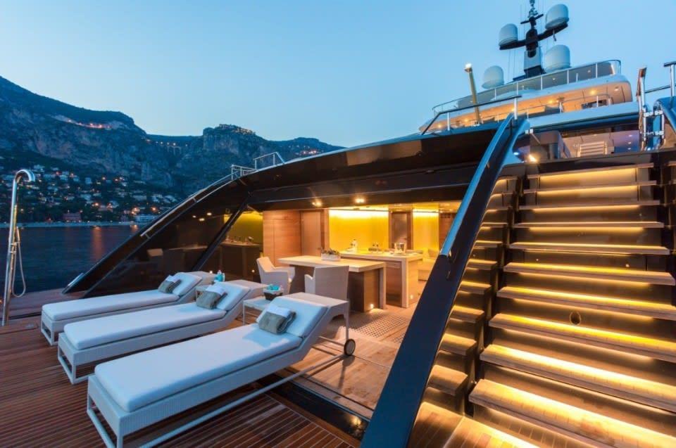 Моторная Icon Yacht #4