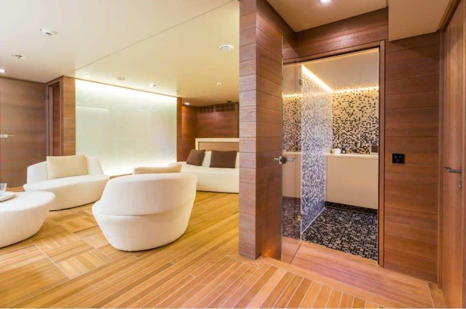 Моторная Icon Yacht #7