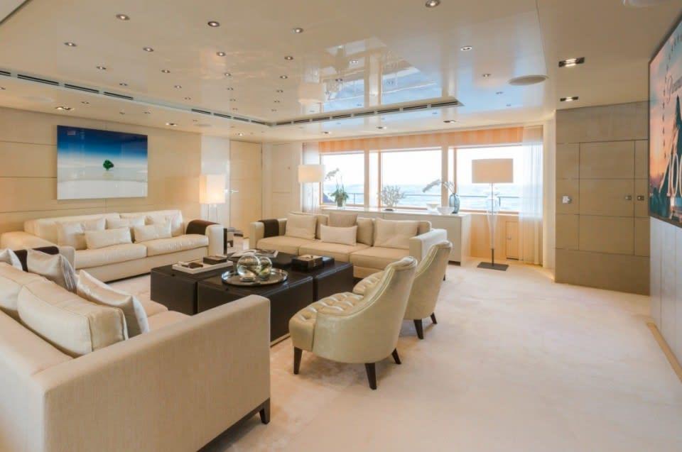 Моторная Icon Yacht #11