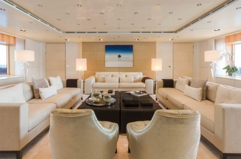 Моторная Icon Yacht #12