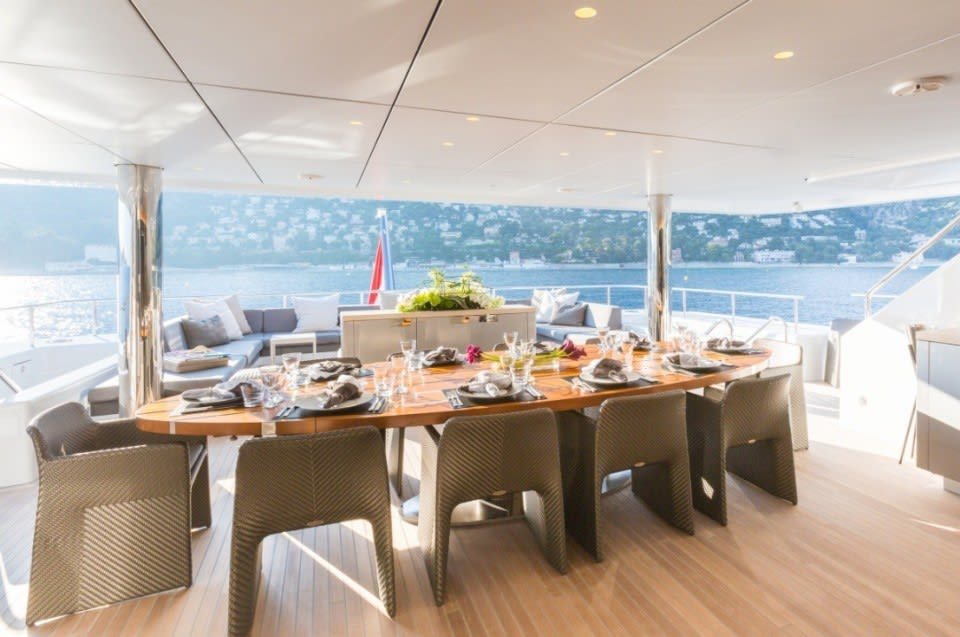 Моторная Icon Yacht #17