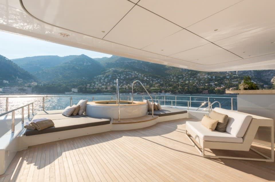 Моторная Icon Yacht #18