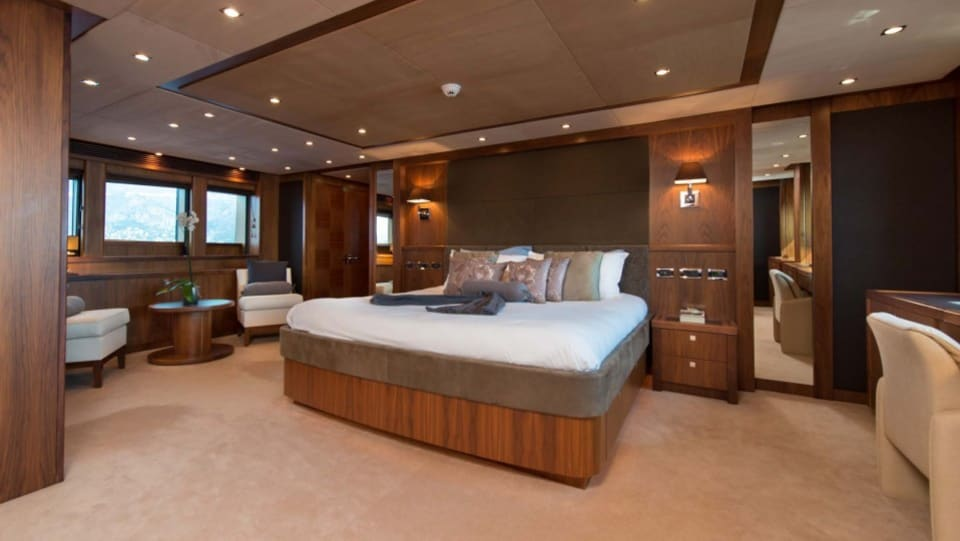 Моторная яхта The Devocean Yacht #11