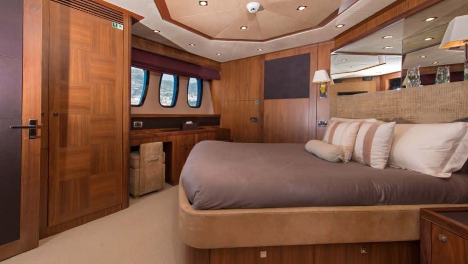 Моторная яхта The Devocean Yacht #12