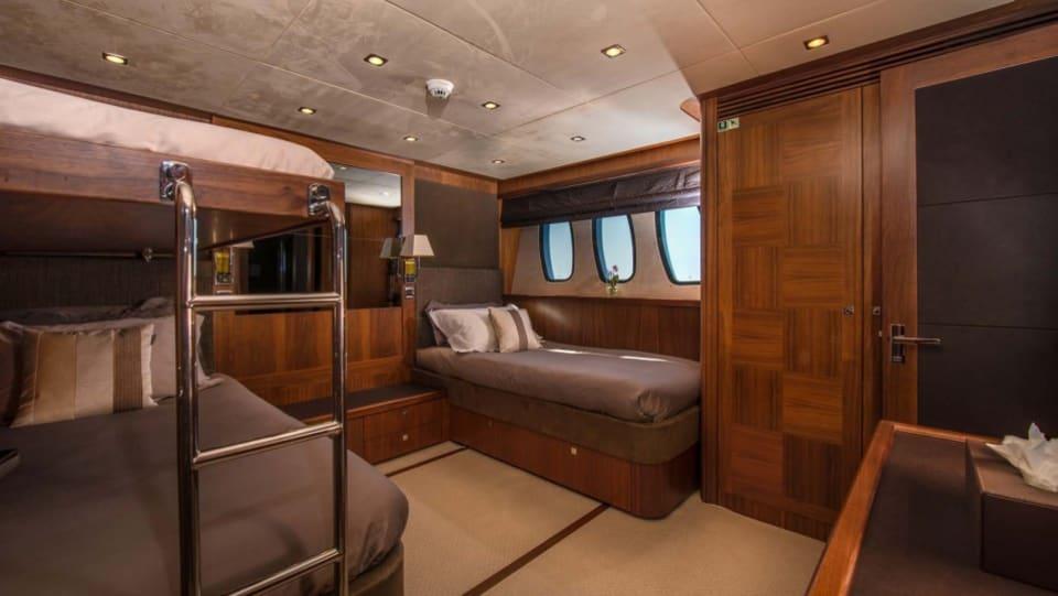 Моторная яхта The Devocean Yacht #13