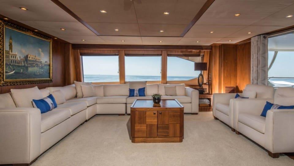 Моторная яхта The Devocean Yacht #15
