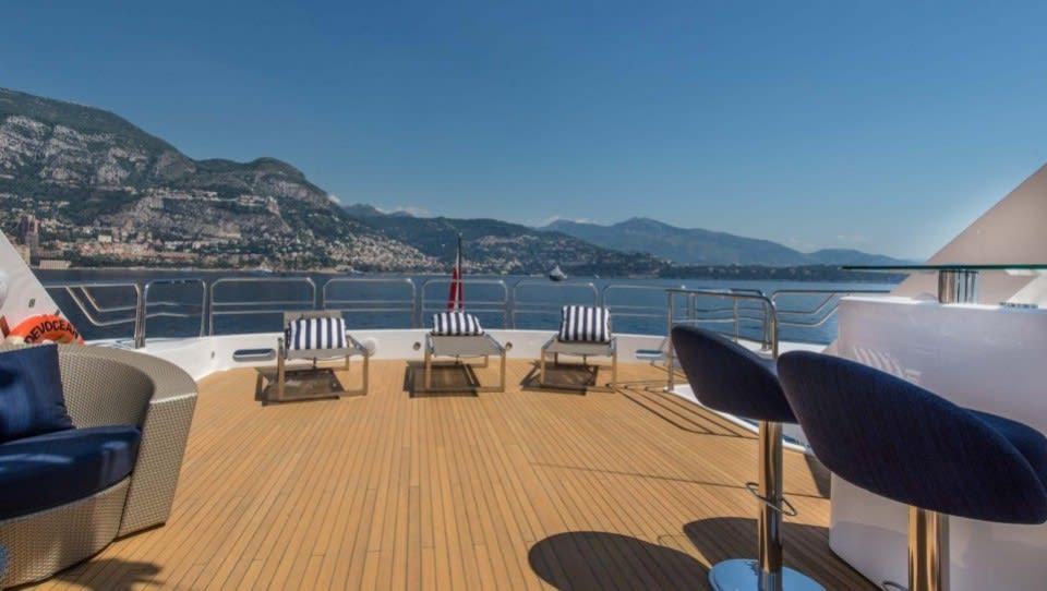 Моторная яхта The Devocean Yacht #17