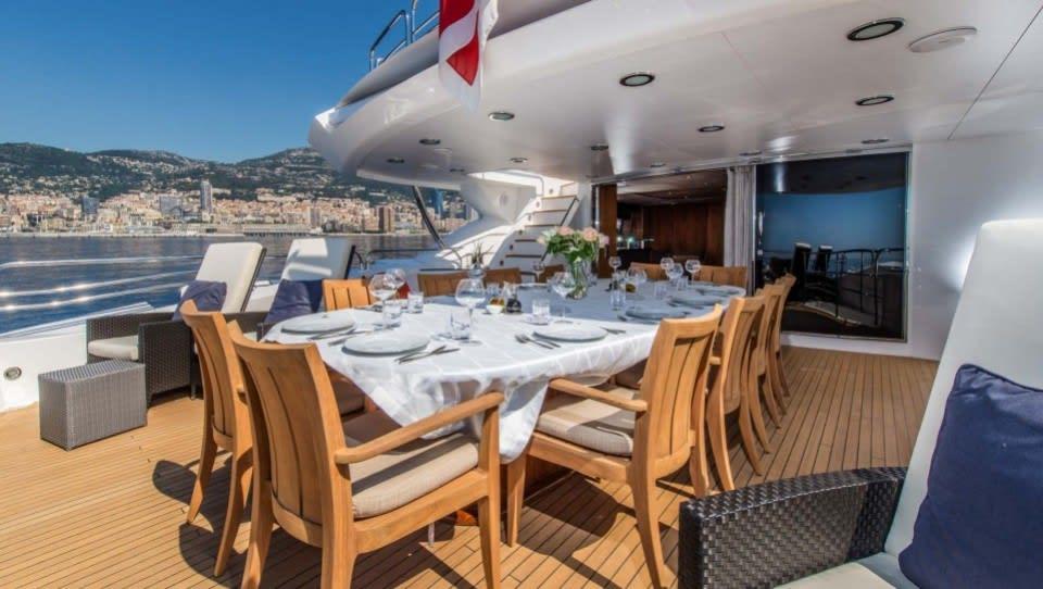 Моторная яхта The Devocean Yacht #16