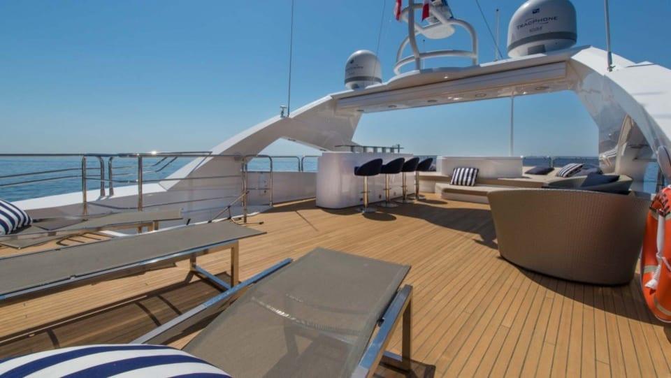 Моторная яхта The Devocean Yacht #20