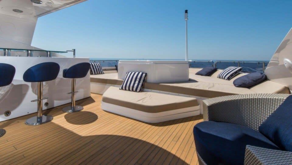 Моторная яхта The Devocean Yacht #19