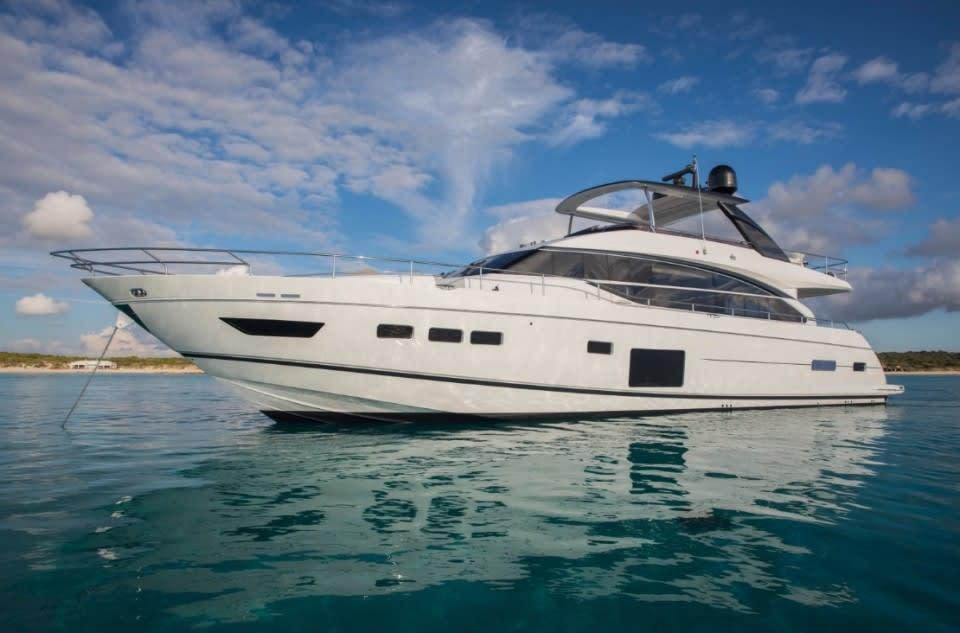 Моторная яхта La Vie Yacht #2