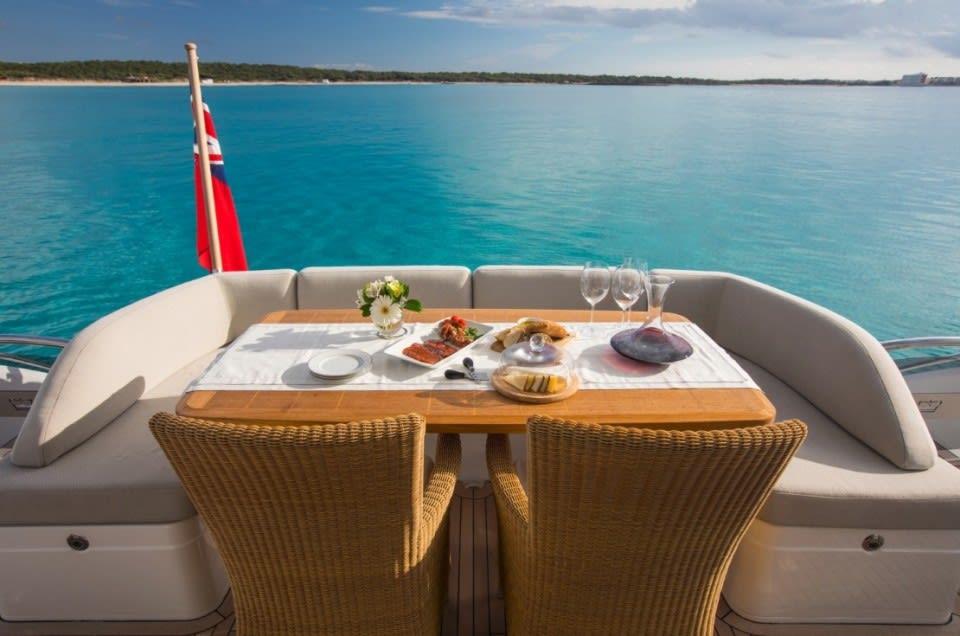 Моторная яхта La Vie Yacht #5