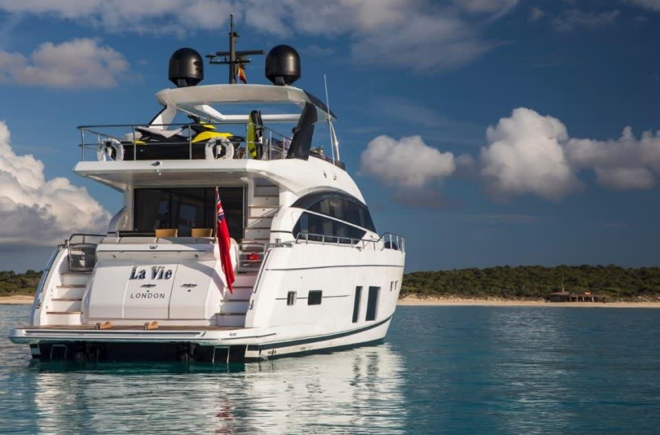Моторная яхта La Vie Yacht #3