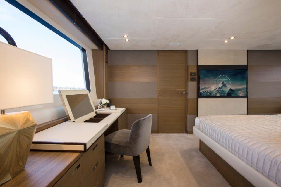 Моторная яхта La Vie Yacht #6