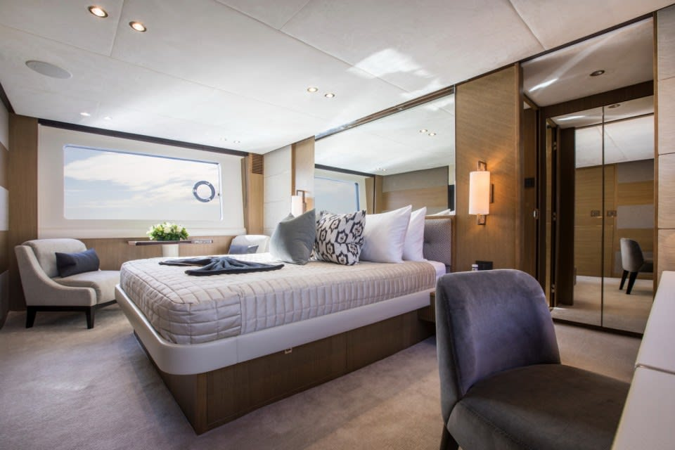 Моторная яхта La Vie Yacht #12