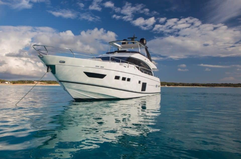 Моторная яхта La Vie Yacht #13