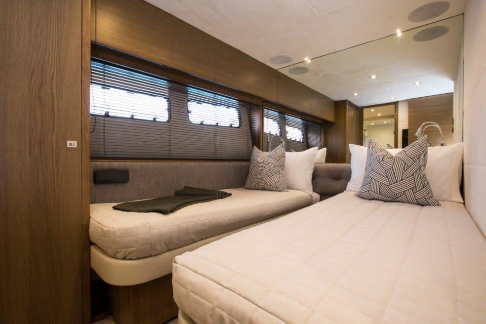Моторная яхта La Vie Yacht #17