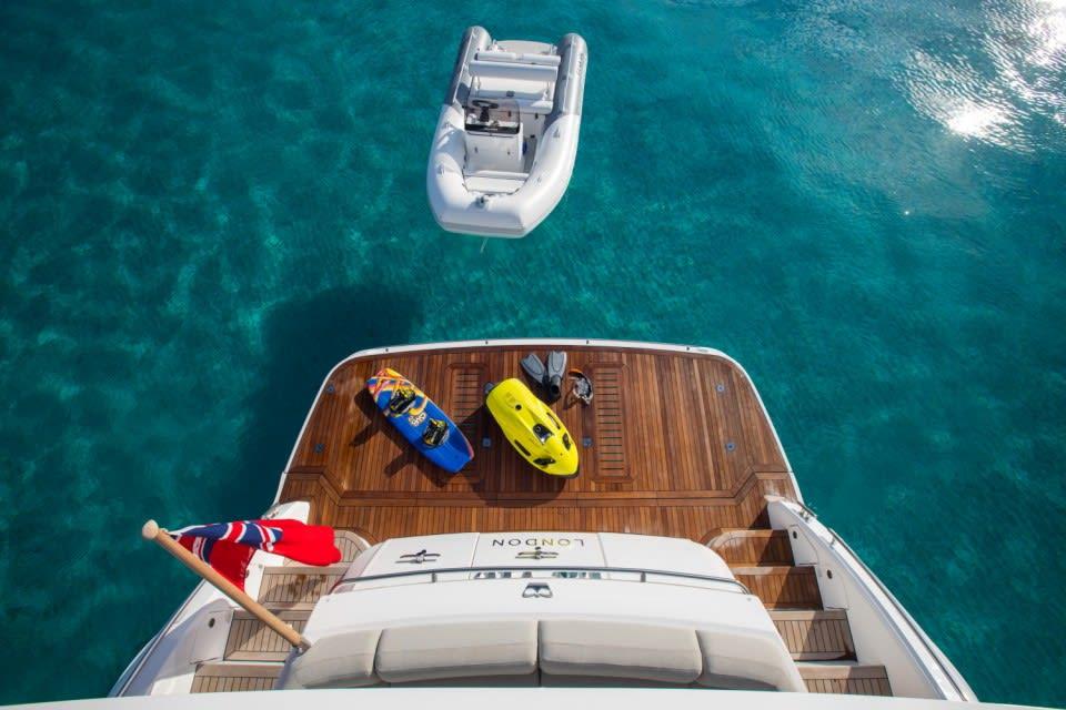 Моторная яхта La Vie Yacht #19