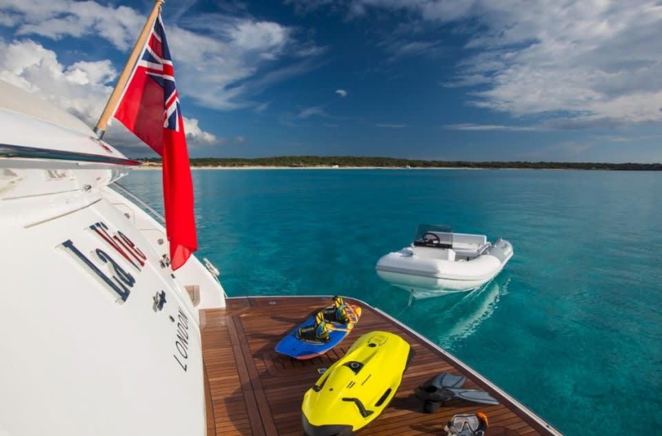 Моторная яхта La Vie Yacht #18