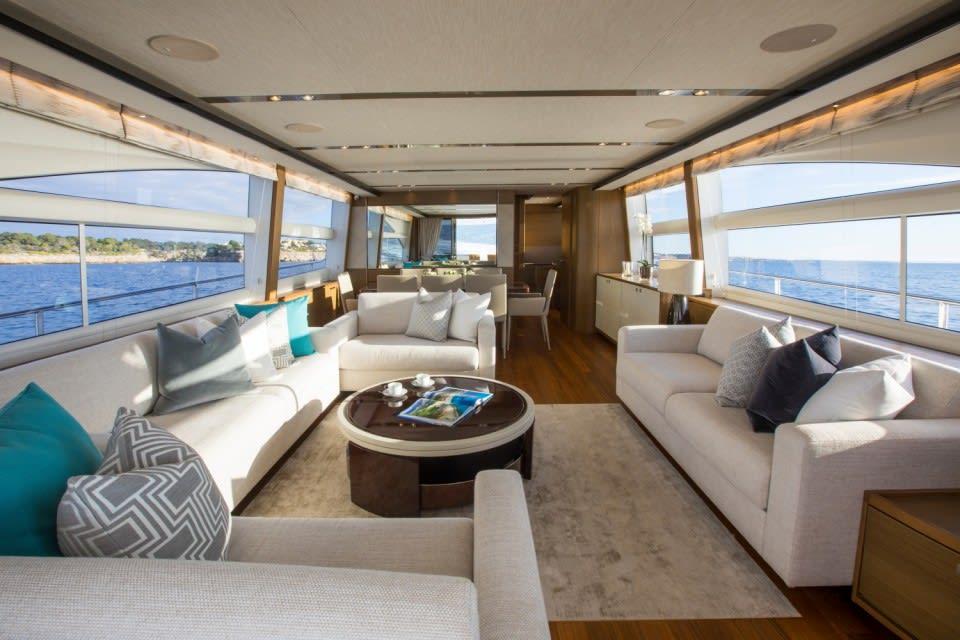 Моторная яхта La Vie Yacht #20