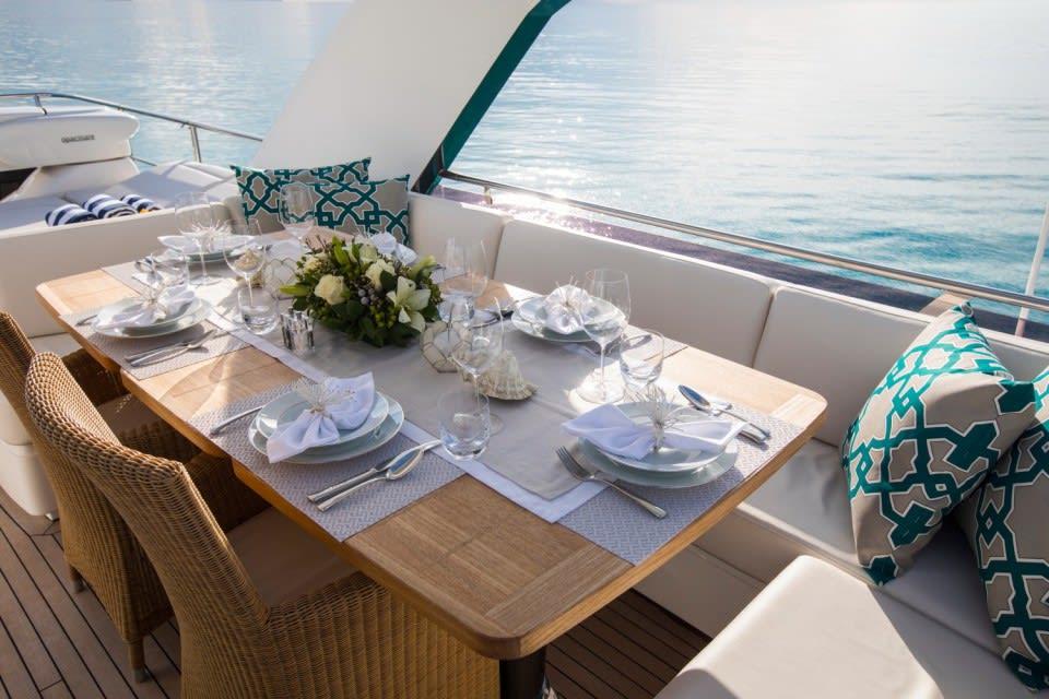 Моторная яхта La Vie Yacht #21