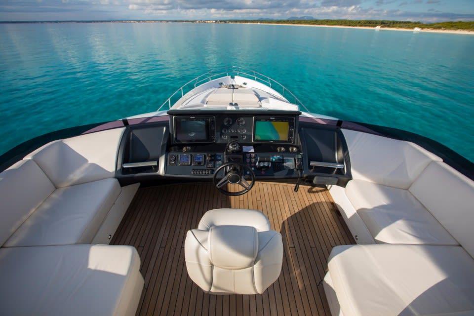 Моторная яхта La Vie Yacht #22