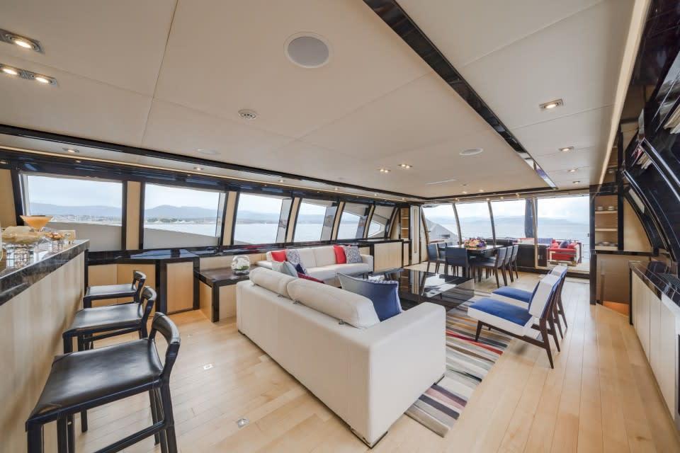Моторная яхта KJOS Yacht #11