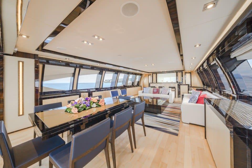 Моторная яхта KJOS Yacht #13