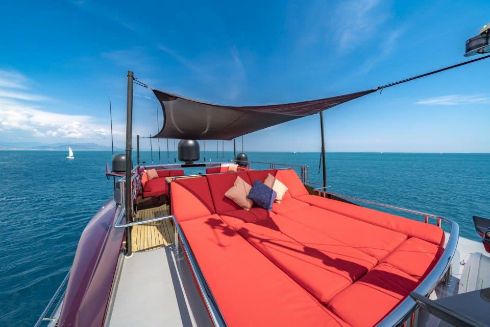 Моторная яхта KJOS Yacht #9