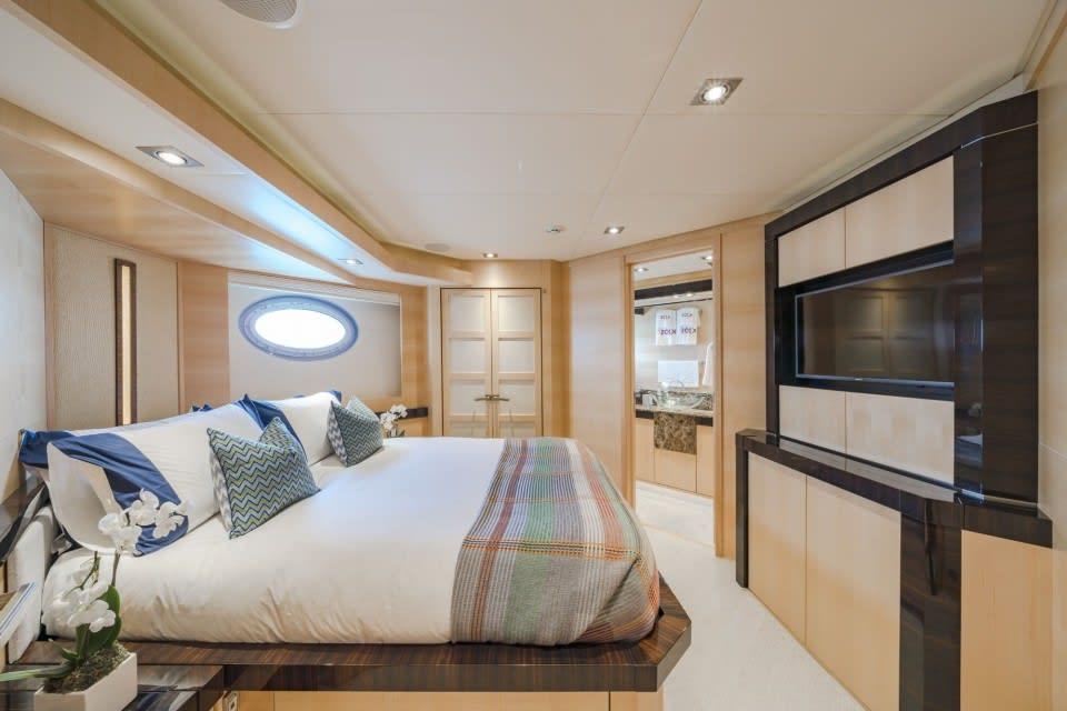 Моторная яхта KJOS Yacht #5