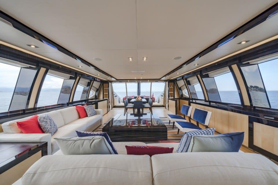 Моторная яхта KJOS Yacht #15