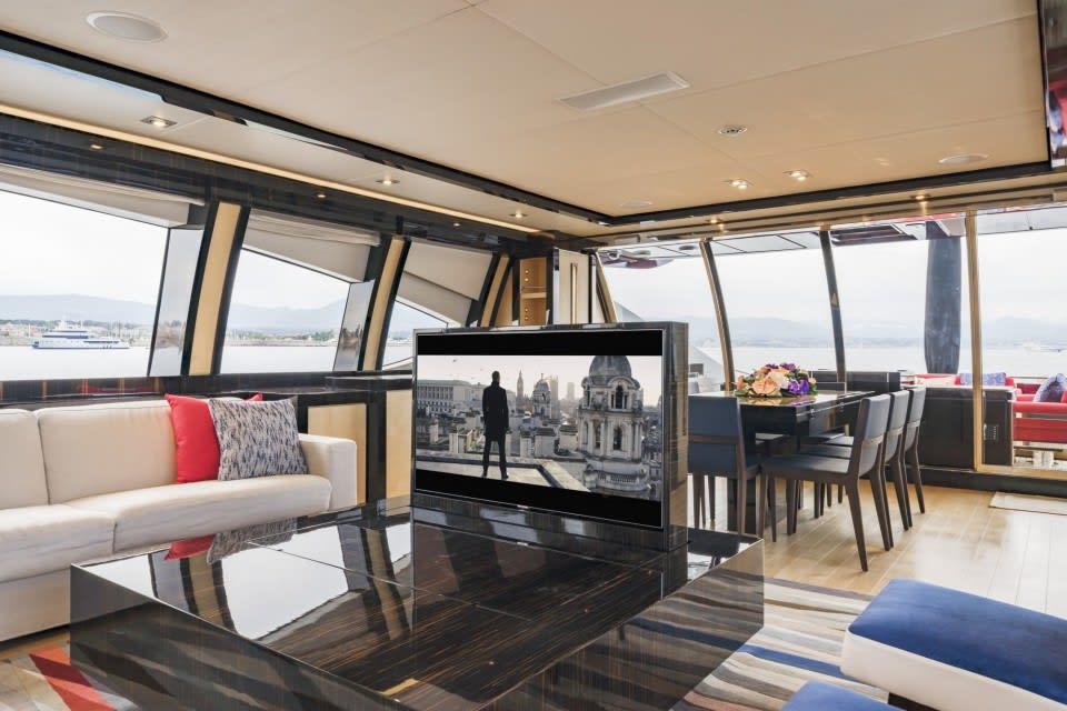 Моторная яхта KJOS Yacht #16